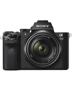 """Sony ILCE7M2KB.CEC Body + 28-70mm lens Mirrorless Camera Kit, 24.3 MP, ISO 51200, Display diagonal 7.62 """", Video recording, Wi-F"""