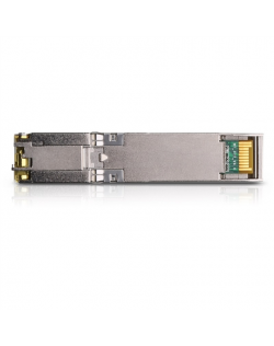 Ubiquiti UF-RJ45-10G SFP+, Copper, RJ-45, 10/100/1000/10000 Mbit/s, Maximum transfer distance 30 m, 0 to +70C