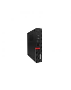 Lenovo ThinkCentre M720q Desktop, Tiny, Intel Core i5, i5-8400T, Internal memory 8 GB, DDR4, SSD 256 GB, Intel UHD, Keyboard lan