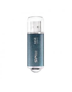 Silicon Power Marvel M01 8 GB, USB 3.0, Blue