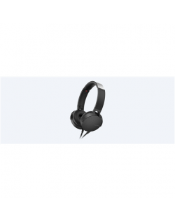 Sony MDRXB550APB Headband/On-Ear, Microphone, Black