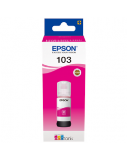 Epson 103 ECOTANK Ink Bottle, Magenta