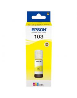 Epson 103 ECOTANK Ink Bottle, Yellow