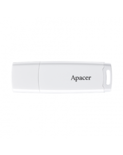 Apacer Streamline Flash Drive AH336 16 GB, USB 2.0, White