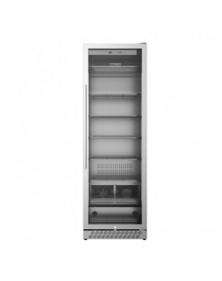 Caso Dry aging cabinet with compressor technology DryAged Master 380 Pro Free standing, Cooling type Compressor technology, Stai