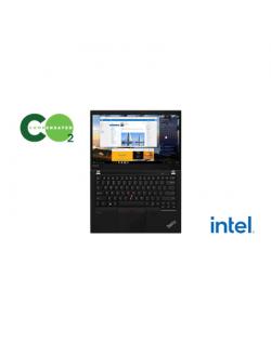 "Lenovo ThinkPad T14 (Gen 1) ePrivacy Guard, Black, 14.0 "", IPS, Touchscreen, Full HD, 1920 x 1080, Matt, Intel Core i7, i7-10510"