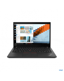 "Lenovo ThinkPad T14 (Gen 2) Black, 14 "", IPS, Touchscreen, Full HD, 1920 x 1080, Anti-glare, Intel Core i5, i5-1135G7, 16 GB, SS"