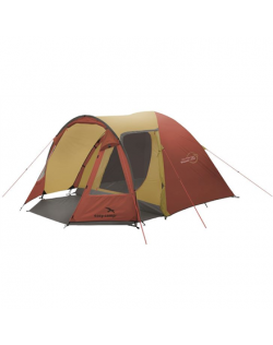 Easy Camp Tent Blazar 400 Gold Red 4 person(s), Warm Red
