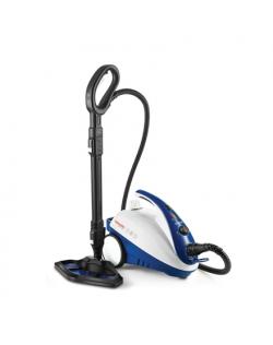 Polti Steam cleaner PTEU0269 Vaporetto Smart 40 Power 1800 W, Steam pressure 3.5 bar, Water tank capacity 1.6 L, White/Blue
