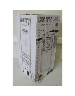 SALE OUT. Camry Air conditioner 9000 BTU CR 7912 DAMAGED PACKAGING