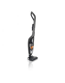 Philips Vacuum cleaner FC6168/01 Cordless operating, Handstick and Handheld, 18 V, Operating time (max) 40 min, Titanium, Warran