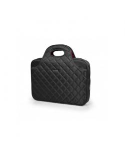 """Port Designs FIRENZE Fits up to size 15.6 """", Black, Shoulder strap, Messenger - Briefcase"""