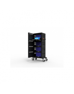 PORT CONNECT Charging Cabinet 40 tablets + 1 Notebook