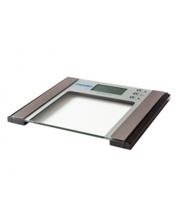 Mesko Bathroom Scale with Analyzer MS 8146 Electronic, Maximum weight (capacity) 180 kg, Accuracy 100 g, Body Mass Index (BMI) m
