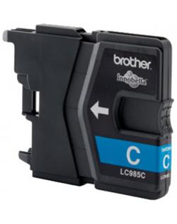 Brother LC985C Ink Cartridge, Cyan