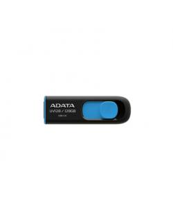 ADATA UV128 128 GB, USB 3.0, Black/Blue