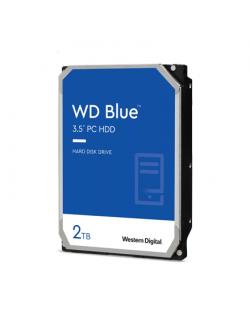 """Western Digital Hard Drive Blue WD20EZBX 7200 RPM, 3.5 """", 2000 GB"""