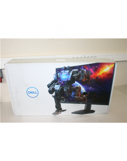 """SALE OUT. Dell LCD S2721HGF 27"""" FHD/1920x1080/HDMI,DP/Black Dell Curved Gaming Monitor S2721HGF 27 """", VA, FHD, 1920x1080, 16:9,"""