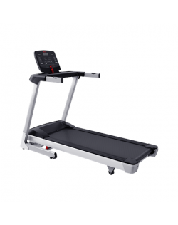 WNQ F1-4000A Home Use Treadmill, Handhold Sensor Slope range: 0-10%, 120 kg, 1.5 HP - Max 2.5 HP, Silver, LED display