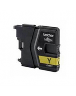 Brother LC985Y Ink Cartridge, Yellow
