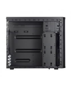 Cooler Master MasterBox NR600 with ODD Black, ATX, Micro ATX, Mini ITX, Power supply included Yes