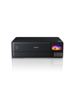 Epson Multifunctional Printer EcoTank L8180 Colour, Inkjet, A4, Wi-Fi, Black