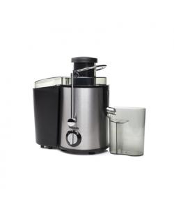 Juicer Tristar SC-2284 Type Centrifugal juicer, Black/Stainless steel, 400 W, Number of speeds 2