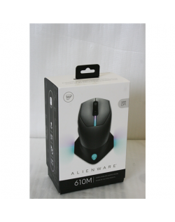 SALE OUT. Dell Alienware 610M Wired / Wireless Gaming Mouse - AW610M (Dark) Dell Alienware Gaming Mouse AW610M Wireless wired op