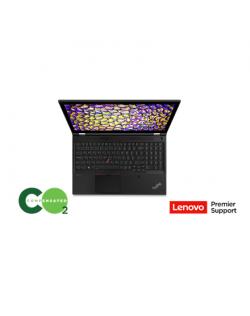 """Lenovo ThinkPad P15 (Gen 1) Black, 15.6 """", IPS, Full HD, 1920 x 1080, Matt, Intel Core i7, i7-10850H, 16 GB, SSD 512 GB, NVIDIA"""