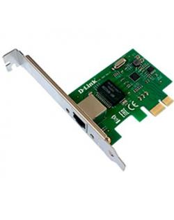 D-Link Gigabit PCI Express Network Adapter DGE-560T PCI-E, 2000 Mbit/s