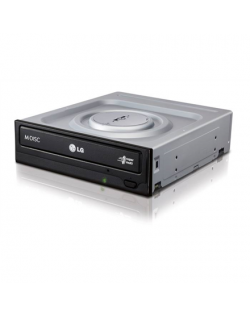 H.L Data Storage DVD-Writer HH Retail type GH24NSD6 Internal, Interface SATA, DVD±R/RW, CD read speed 48 x, CD write speed 48 x,