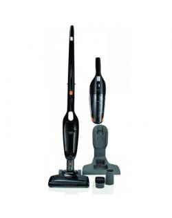 Gorenje Vacuum cleaner SVC144FBK Cordless operating, Handstick and Handheld, 14.4 V, Operating time (max) 38 min, Black, Warrant