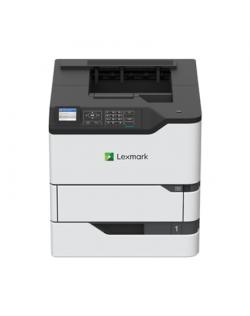 Lexmark Monochrome Laser Printer MS823dn Mono, Laser, Multifunction, A4, Grey/Black
