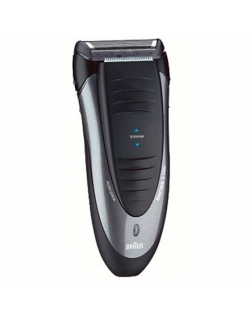 Braun 190-S Smart Control Cordless Shaver Charging time 1 h, NiMH, Number of shaver heads/blades 1, Grey