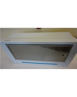 SALE OUT. CATA Hood TFH 6630 WH Telescopic, Energy efficiency class A+, Width 60 cm, 605 m³/h, Touch control, LED, White, DEMO