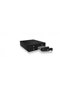"""Raidsonic Backplane for 4x 2.5"""" (6.35 cm) SATA / SAS HDDs or SSDs Raidsonic"""
