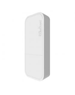 MikroTik RBwAPG-5HacT2HnD white wAP ac 802.11ac, 2.4/5.0, 10/100/1000 Mbit/s, MU-MiMO Yes, PoE in