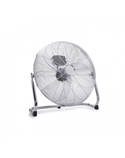 Tristar VE-5935 Desk Fan, Number of speeds 3, 100 W, Oscillation, Diameter 45 cm, Stainless steel
