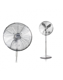Tristar VE-5951 Stand Fan, Number of speeds 3, 50 W, Oscillation, Diameter 40 cm, Stainless steel
