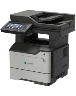 Lexmark Monochrome Laser Printer MX622adhe Mono, Laser, Multifunction, A4, Grey/Black