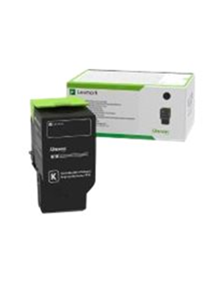 Lexmark Extra High Yield Contract Toner Cartridge 78C2XKE Black