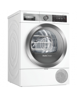 Bosch Dryer mashine WTX8HEL9SN Energy efficiency class A+++, Front loading, 9 kg, Heat pump, TFT, Depth 60 cm, Wi-Fi, Steam func