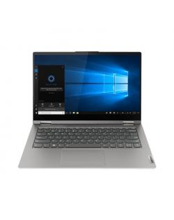 "Lenovo ThinkBook 14s Yoga ITL Mineral Grey, 14.0 "", IPS, Touchscreen, Full HD, 1920 x 1080, Gloss, Intel Core i7, i7-1165G7, 16"