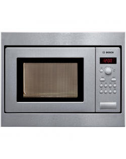 Bosch Microwave oven HMT75M551 Built-in, Stainless steel