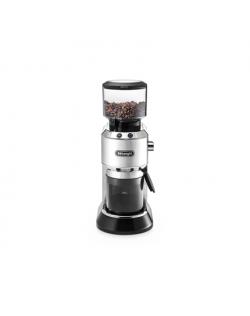 Delonghi Coffee Grinder KG520M DEDICA Inox/ black, 150 W, 350 g, Number of cups 14 pc(s)