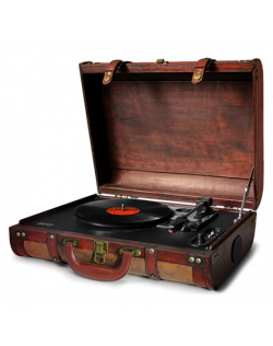 Camry Turntable suitcase CR 1149