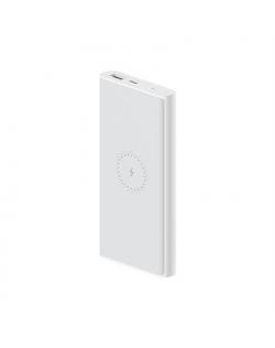 Xiaomi Power Bank Essential Mi Wireless 10000 mAh, White
