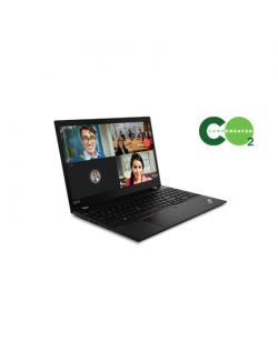 """Lenovo ThinkPad T15 (Gen 1) Black, 15.6 """", IPS, Full HD, 1920 x 1080, Matt, Intel Core i5, i5-10210U, 16 GB, SSD 256 GB, Intel U"""