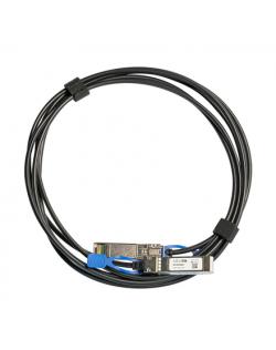 MikroTik XS+DA0001 SFP/SFP+/SFP28 direct attach cable, 1m