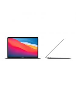 "Apple MacBook Air Space Grey, 13.3 "", IPS, 2560 x 1600, Apple M1, 16 GB, SSD 256 GB, Apple M1 7-core GPU, Without ODD, macOS, 80"